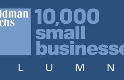 Portia Scott completes the Goldman Sachs 100,000 Small Businesses Program